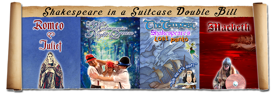 Shakespeare-plays-shows-double-bill-splats-entertainment-shakespeare-in-a-suitacase